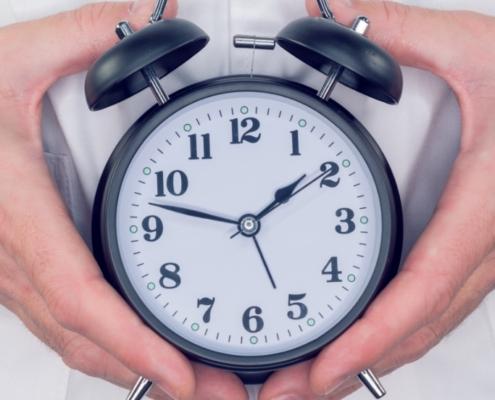 A relevância da gestão de tempo nas clínicas e hospitais